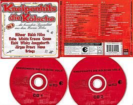 V. A. - Kneipenhits die Kölsche Vol. 5 -2CD- Höhner Black Föös