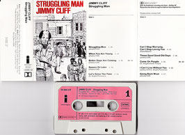 Jimmy Cliff - Struggling Man Kassette/ Tape 54 895 DT Reggae