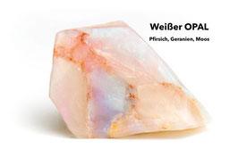 Weißer Opal