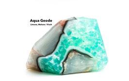 Aqua Geode
