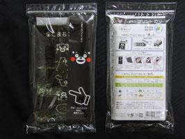 No.3144 くまモンプリントのり(半切5枚)×2pac