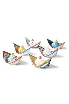 Papierboote, Sturdy Ships von Jurianne Matter