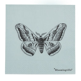 Papierservietten, Fauna von Bloomingville