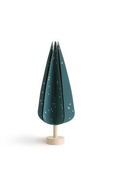 Papierbaum, Cypress tree von Jurianne Matter