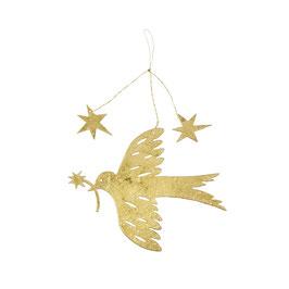Anhänger Vogel mt Stern von Bungalow