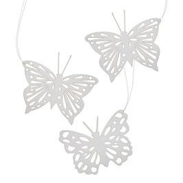 Papierhänger, Schmetterlinge von Bungalow