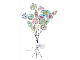Papierblumen, Blom von Jurianne Matter
