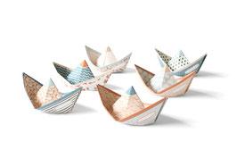 Papierboote, Sweet Fleet von Jurianne Matter