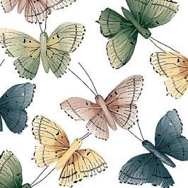 Papierservietten, Butterfly von Broste Copenhagen