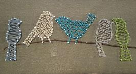 Handgemaakte string art