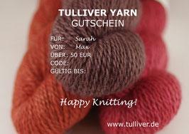 50 EUR GUTSCHEIN/ GIFT VOUCHER