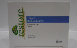 TONICO RIEQUILIBRANTE BIORESTORE 12 x 15 ml.