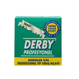 CUCHILLA DERBY PROFESIONAL 100 servicios