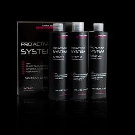 PRO ACTIVEX SYSTEM 3 x 500 ML.