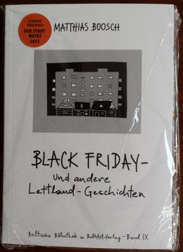 Black Friday - und andere Lettlandgeschichten