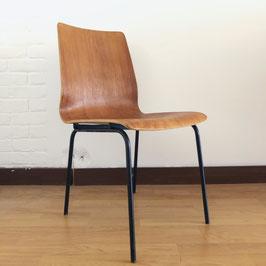 Chaise en bois Euroika de Friso Kramer