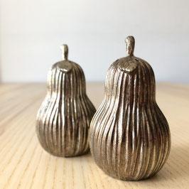 Salière et poivrière en forme de poires