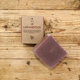 Savon N°4 : Le LAVANDOUX - SOAP ME