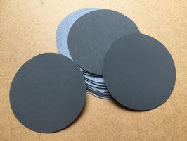 Budgetlabel schuurschijven Ø75mm Velcro (klittenband)
