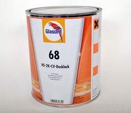 Glasurit 68 Serie - Op kleur gemaakt