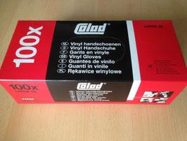 Vinyl Handschoenen Maat 9 (L)