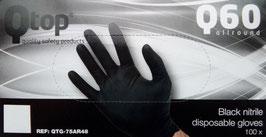 Qtop Nitrile handschoenen