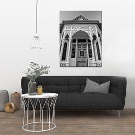 "Galerie-Bild ""Welcome"" sw"