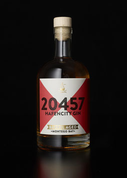 20457 Hafencity Gin Barrel Aged »Montego Bay« Barrel 2 - 0,5 L