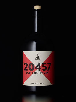 20457 Hafencity Gin Bundle »Magnum«