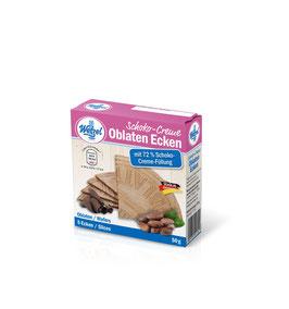 WETZEL Chocolate Creme Oblaten Slices
