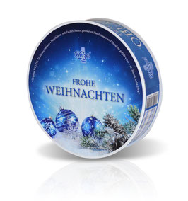 "Original WETZEL traditional Oblaten as a special edition ""Christmas"""