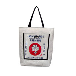 Shoppingbag/Strandtasche Blume
