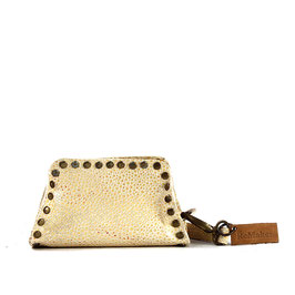 Mini Clutch beige