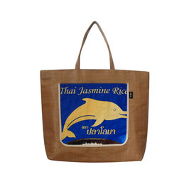 Beachbag Delfin