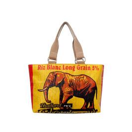 Ladybag Elefant gelb