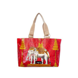 Ladybag Elefant rot