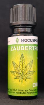 CBD & CBG Hanf Zaubertropfen Mikrodosierung - 10ml