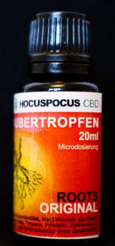 Roots (Hanfwurzel) Zaubertropfen Mikrodosierung - 20ml
