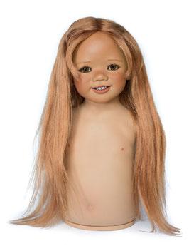 offenes Haar (rotblond)