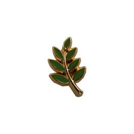 Pin's Acacia doré & vert