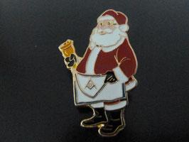 Pin's Père Noël