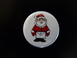Badge Père Noël