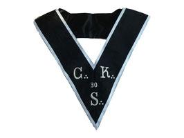 Sautoir 30ème CKS