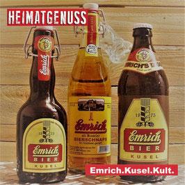 Emrich Bier Bierdeckel