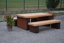 Sitzbank Modell LINZ