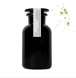 INTER PEAR AND PUMPKIN LARGE APOTHECARY JAR SCENTED BATH SALTS