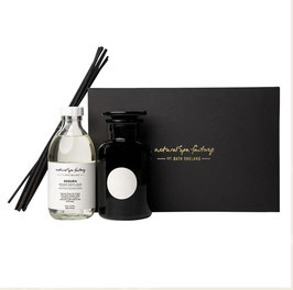 SEGURA APOTHECARY ROOM DIFFUSER WITH BLACK REEDS 250ML