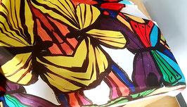 Stoff mit Design Schmetterlinge