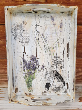 Tablett Lavendel (mittel)