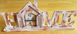 Home Holzschriftzug